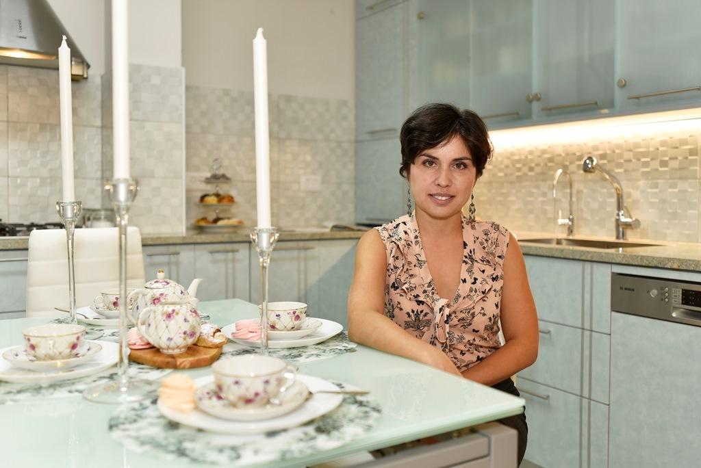 מריה מנוחין (צילום: גיל דור)