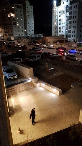 רחוב עמנואל זיסמן, הר חומה (צילום: פרטי)