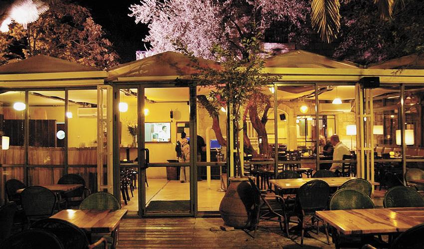 מסעדת לינק (צילום: מתוך דף הפייסבוק של המסעדה)