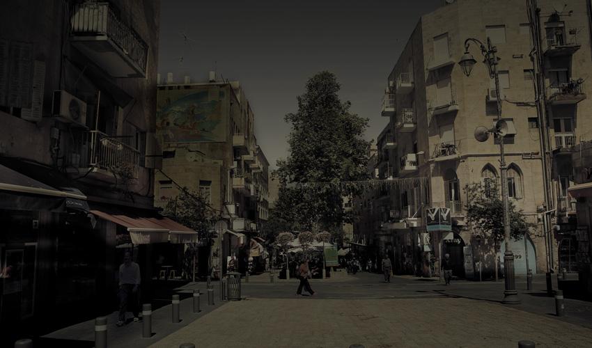 סיפור קצר לשבת | רגעים של בהלה במדרחוב בן יהודה