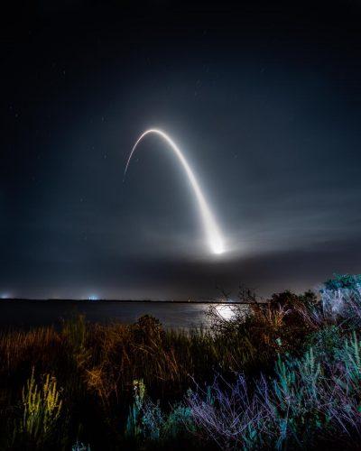 חללית בראשית (צילום: spaceIL)