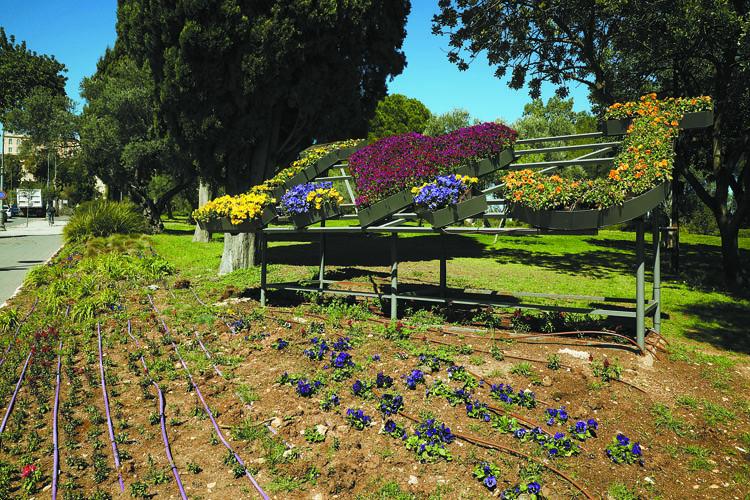 גן בלומפילד (צילום: שלומי כהן)