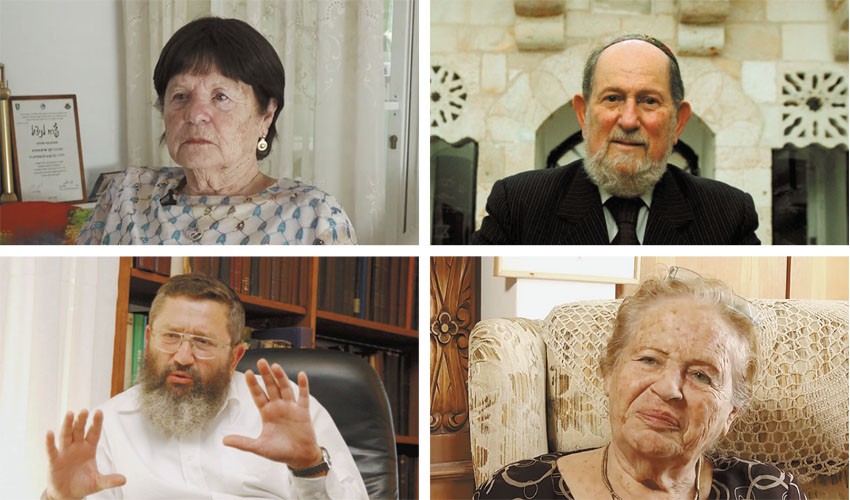 """כיכר ספרא: נבחרו 12 יקירי ירושלים לשנת תשע""""ט"""