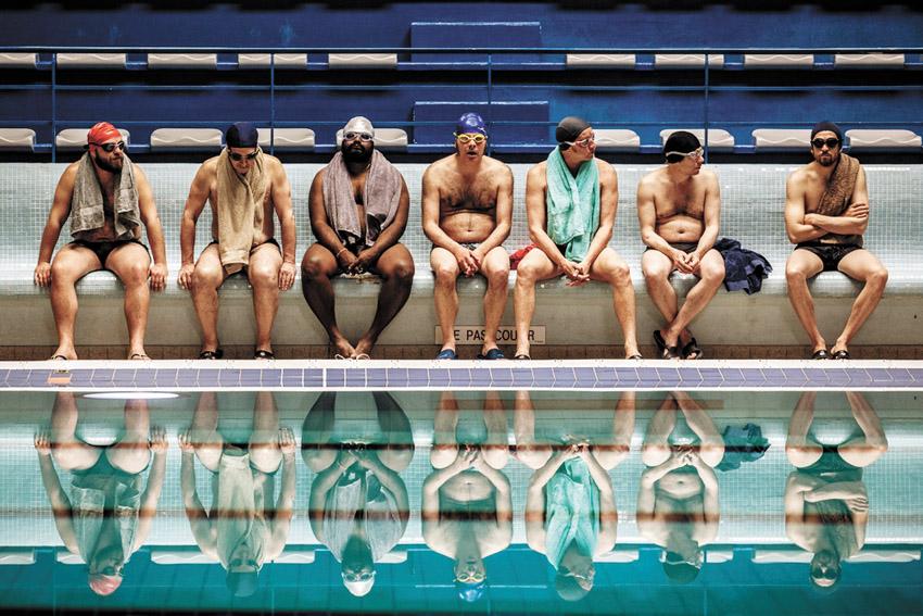 """מתוך הסרט """"לשחות או לא להיות"""" (צילום: באדיבות סרטי נחשון)"""