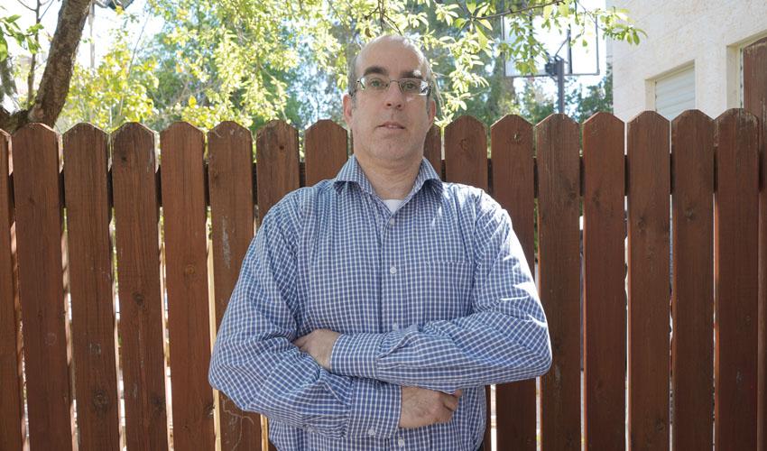 עומר קליינמן שמאי מקרקעין (צילום: מתן עמשלום)