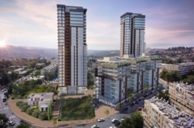 מקורי 21 מגדלים, 4 שכונות בירושלים: מאות דירות חדשות אושרו לבנייה בוועדה LP-42