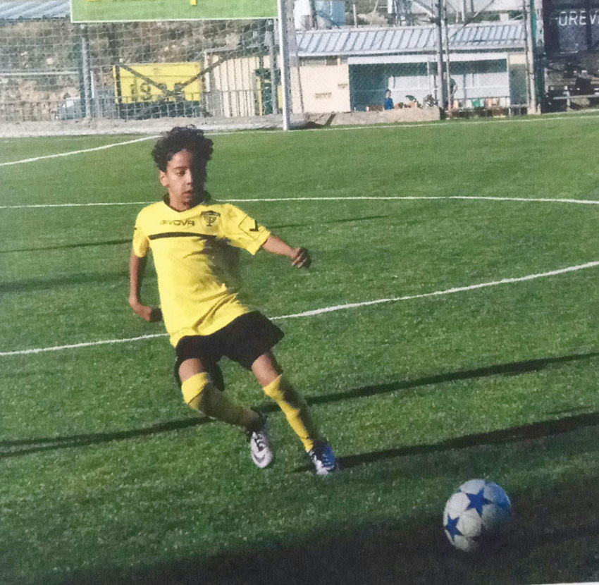 נועם גמזו, ילדים ג' ביתר ירושלים (צילום: באדיבות ביתר ירושלים)