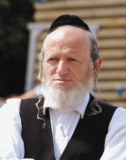 יהודה משי זהב (צילום: זק''א)