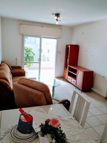הדירה ברחוב הגומא, גילה (צילום: בנימין זרביב)