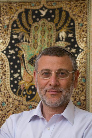 הרב בני לאו (צילום: אולבייה פיטוסי)