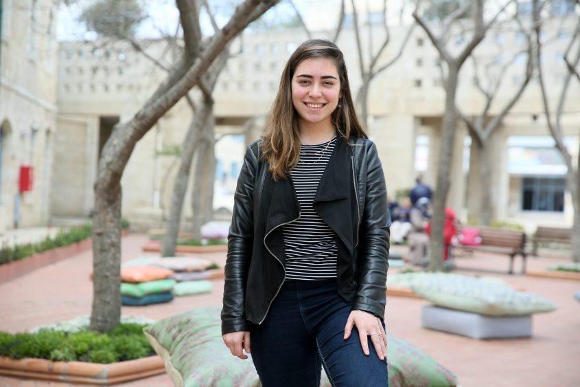 מרים סלע, מנהלת הניו מדיה בעיריית ירושלים (צילום: ארנון בוסאני)