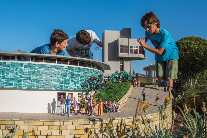 פארק מיני ישראל (צילום: ברק שקד)