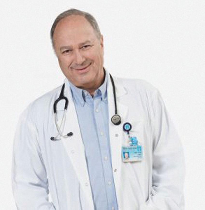 פרופ' איתן כרם, מנהל אגף הילדים המרכז הרפואי הדסה (צילום: דוברות הדסה)