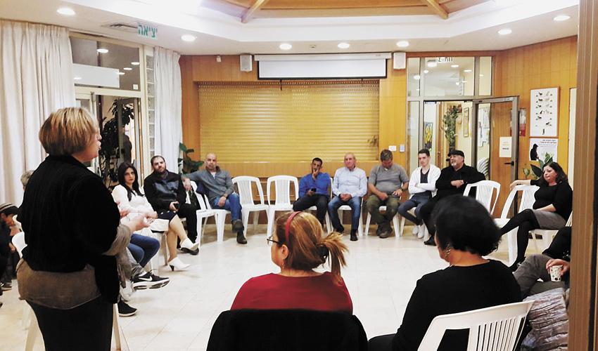 מפגש ההוקרה למתנדבים (צילום: עיריית מעלה אדומים)