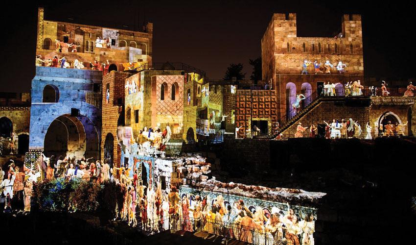 מגדל דוד (צילום: נפתלי הילגר)