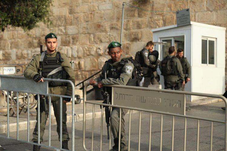 """הותר לפרסום: השב""""כ מנע פיגוע תופת בירושלים"""