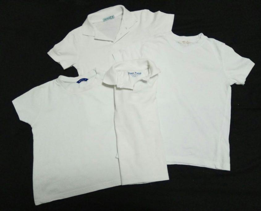 חולצות לבנות (צילום: מיכל פישמן-רואה)