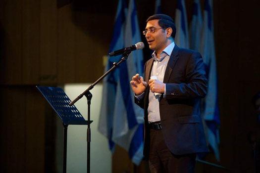 הרב דוד מנחם (צילום: שמוליק בלמס)