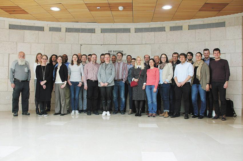 צוות החוקרים במחקר (צילום: דוברות הדסה)