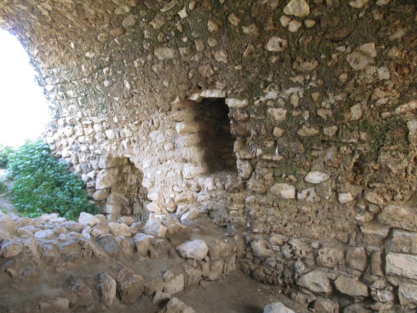 חורבת בית עיטאב (צילום רחל הראל)