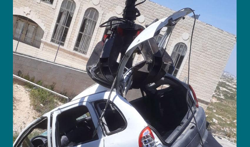 מקומות חניה חדשים בירושלים: כ-1,000 רכבי גרוטאות פונו ברחבי העיר