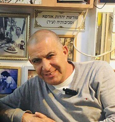 מאיר מיכה (צילום: עבד)
