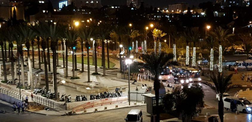 רמדאן בירושלים (צילום: דוברות עיריית ירושלים)
