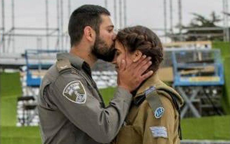 לונה חאליל סאליבה וראיד אשקר (צילום: מתוך פייסבוק)