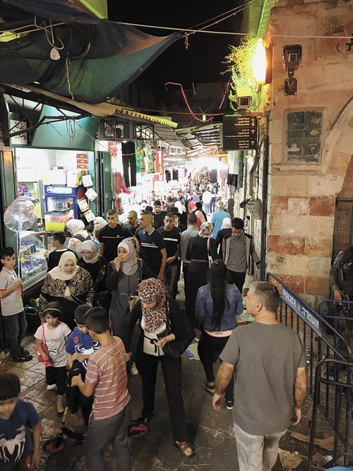 """אירועי לילות רמדאן בשנה שעברה (צילומים: באדיבות ימק""""א)"""