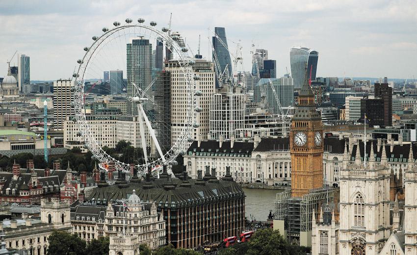 לונדון (צילום: Hannah Mckay-Reuters)