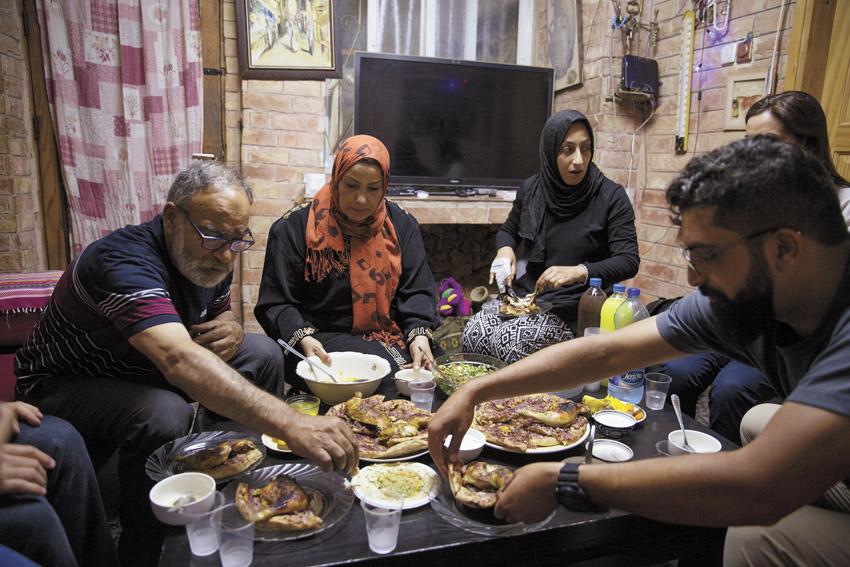 """אירועי לילות רמדאן בשנה שעברה (צילום: באדיבות ימק""""א)"""