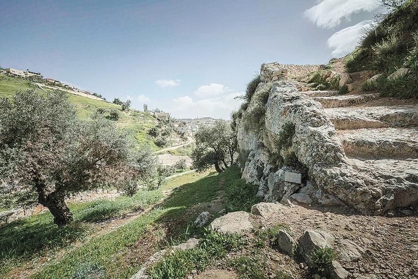 גיא בן הינום (צילום: מקס ריצ'רדסון, עיר דוד)