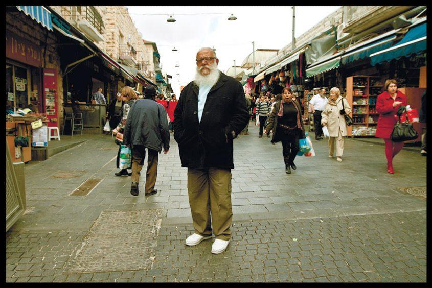 חיים אסלאן (צילום: מגד גוזני)