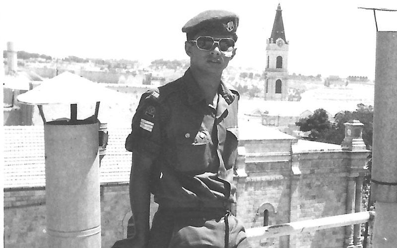 כושי שמעון מליח (צילום: פרטי)