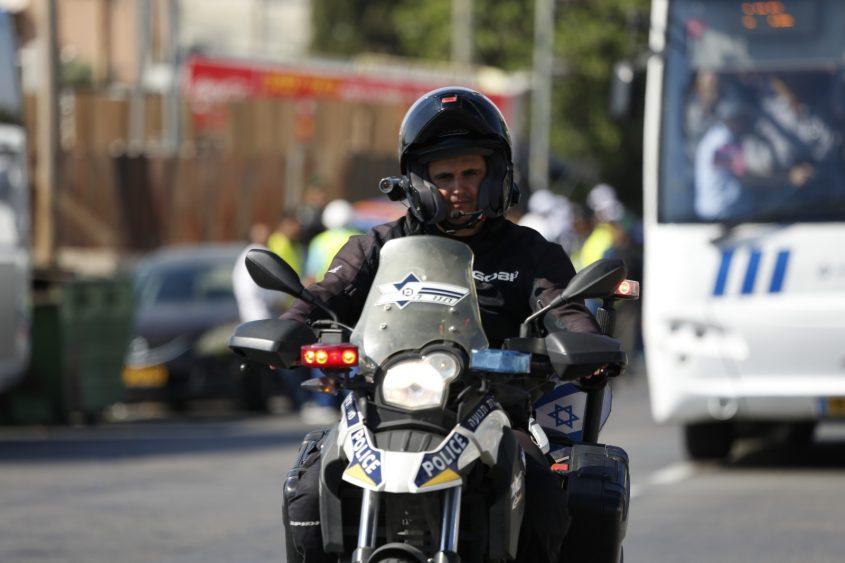 רמדאן בירושלים (צילום: דוברות המשטרה)