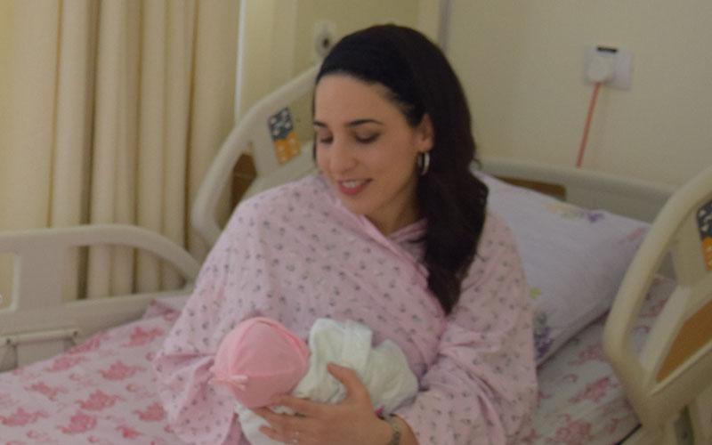 גישת 'אפס הפרדה' לאחר הלידה (צילום: דוברות שערי צדק)
