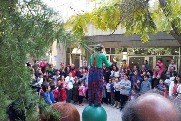 אירוע ברל'ה בשבת בירושלים (צילום: ברל'ה)