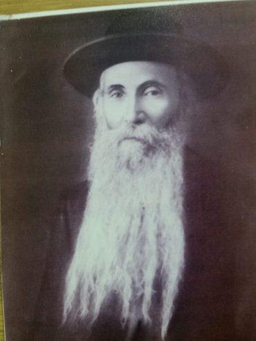 משה דב לנדנר, מייסד המאפייה (צילום: באדיבות דובי לנדנר)