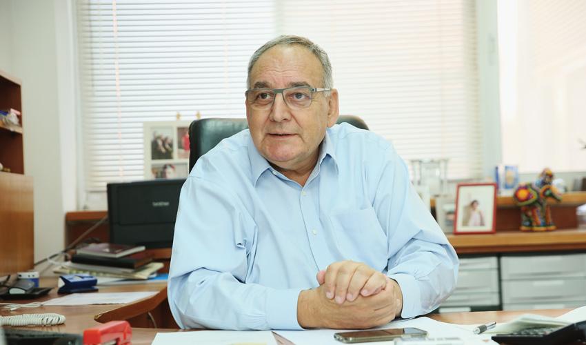 פרופ' זאב רוטשטיין (צילום: ארנון בוסאני)