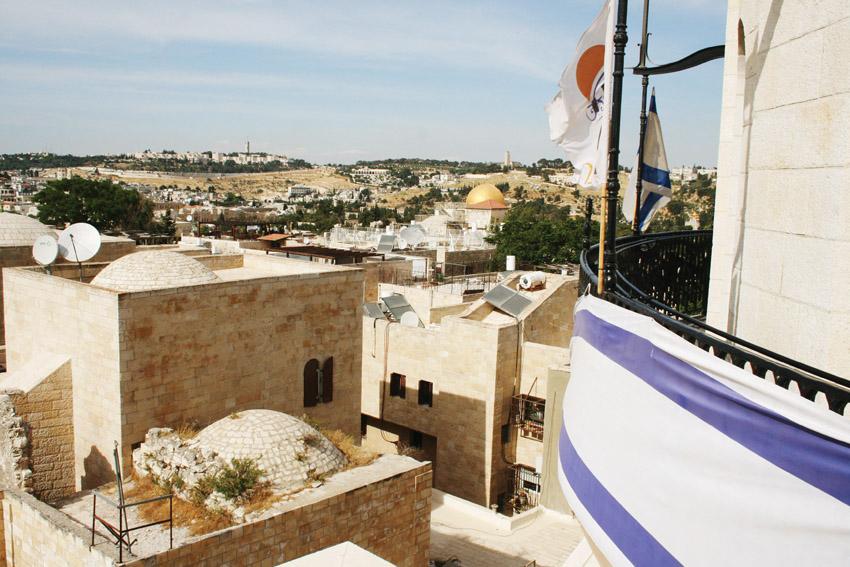 העיר העתיקה (צילום: משה גלעד)