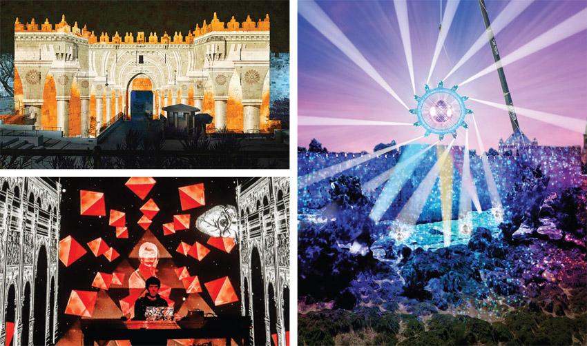 פסטיבל האור (צילומים: באדיבות פסטיבל האור)