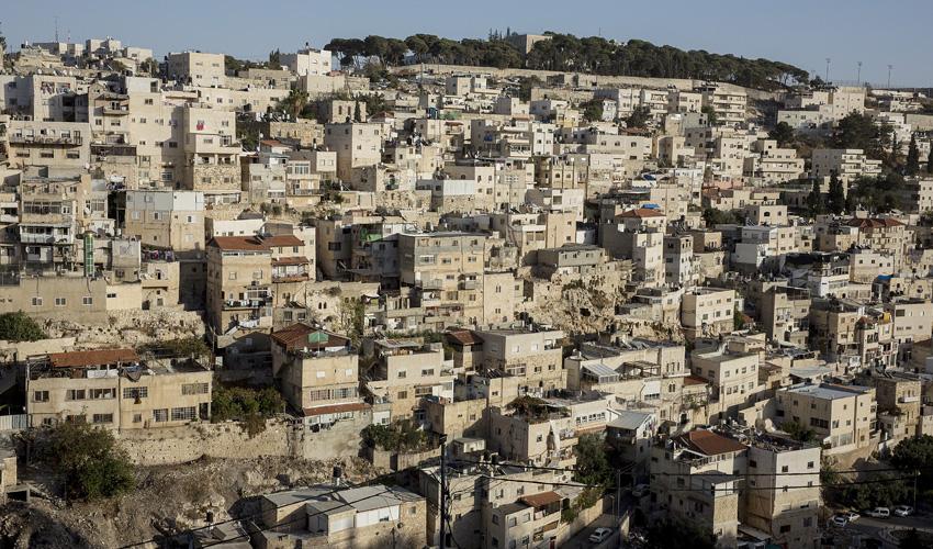 מזרח ירושלים סילוואן (צילום: אולבייה פיטוסי)