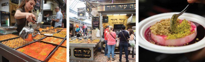 כנאפה עיר דוד (צילום: יובל כהן אהרונוב)