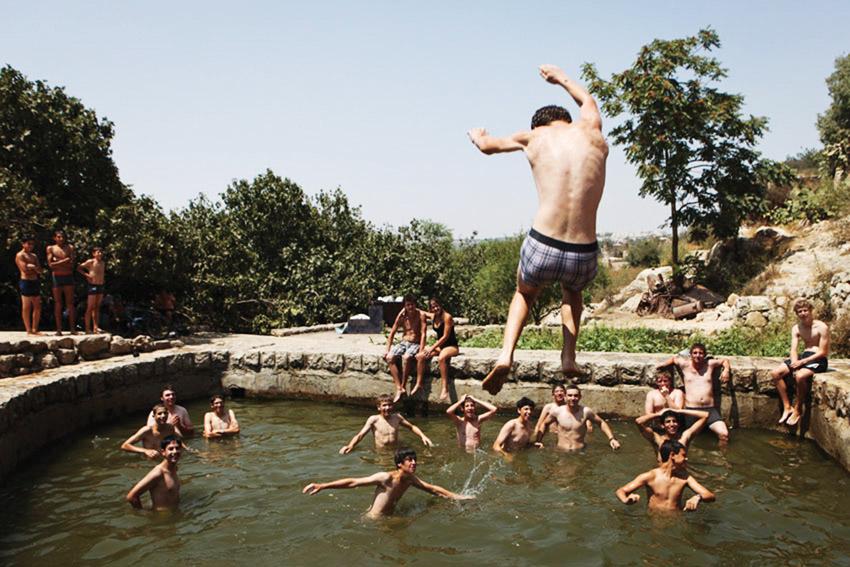 פעילויות קיץ בירושלים (צילום: אמיל סלמן)