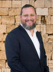 הרב יצחק נריה (צילום: ניב מוסמן)