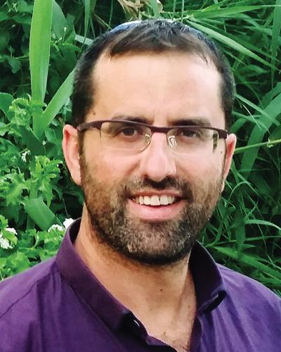"""ד""""ר נתנאל פישר, יו""""ר מינהל גנים (צילום: פרטי)"""