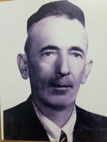 זלמן לנדנר, בנו של מייסד המאפייה (צילום: באדיבות דובי לנדנר)