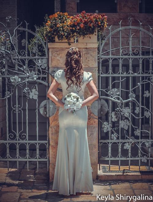 סלון לואיזה שמלות כלה (צילום: קיילה שיריגלינה)