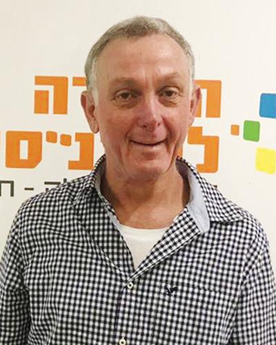 """מושיק אתיק, מנהל מחוז ירושלים בחברה למתנ""""סים (צילום: פרטי)"""