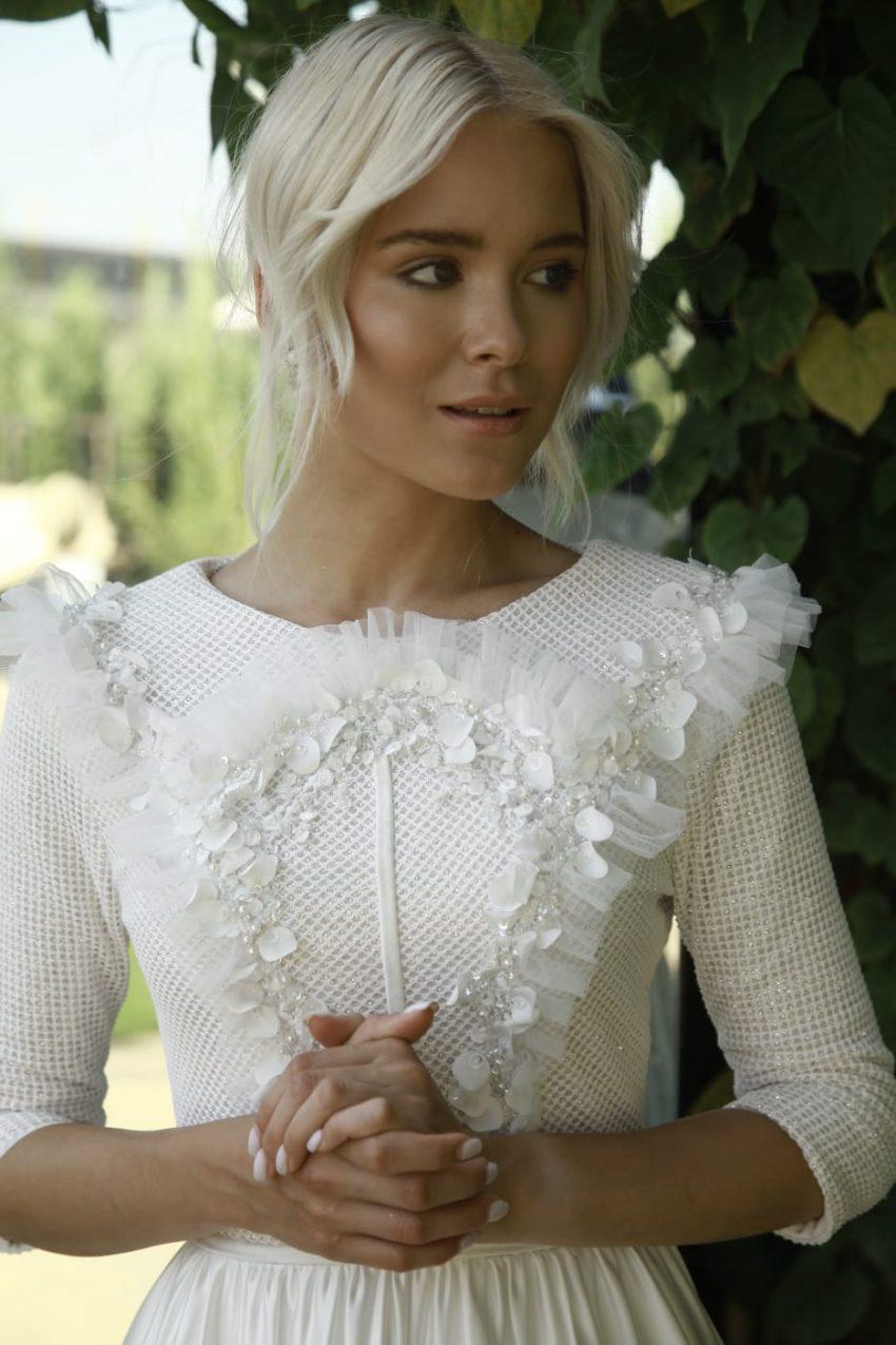 עמליה שמלות כלה (צילום: טל עבודי)